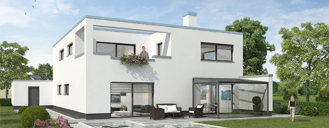 Bauhaus P3 Moderner Garten von Carsten Krafft Die Architektur Modern