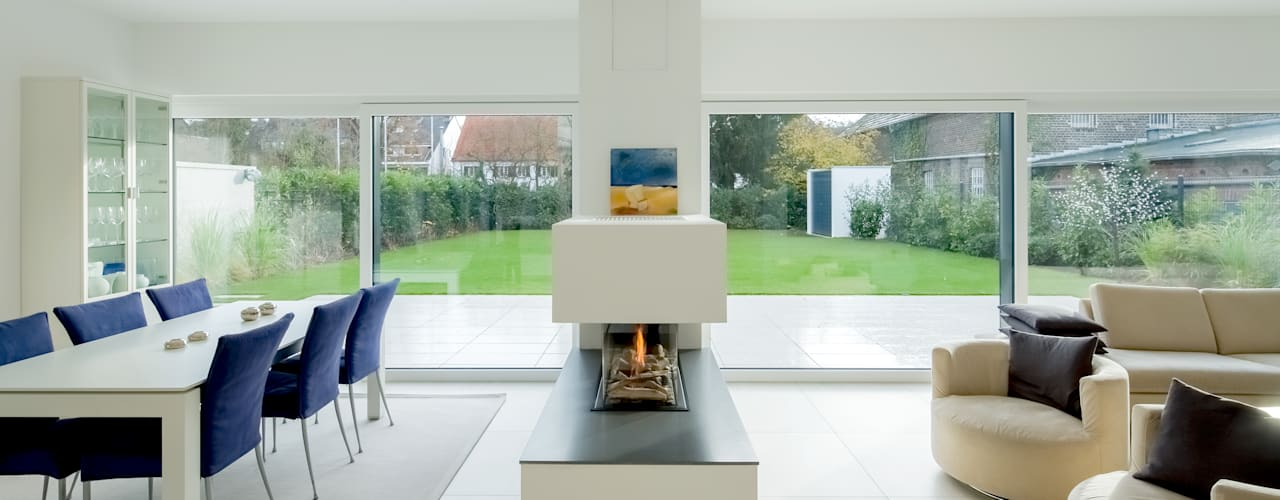 Livings de estilo  por Ferreira | Verfürth Architekten