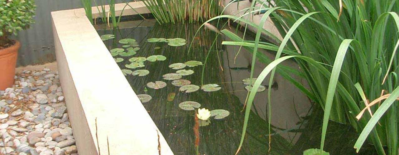 Till Manecke:Architect Jardines de estilo ecléctico