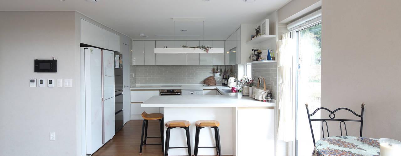 Dapur by 로이하우스