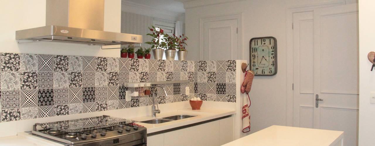 Cocinas de estilo moderno de ARK2 ARQUITETURA Moderno