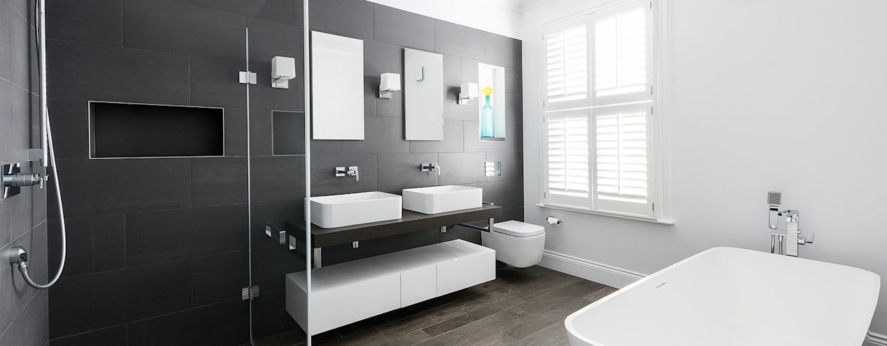 Bathroom by Grand Design London Ltd, Minimalist