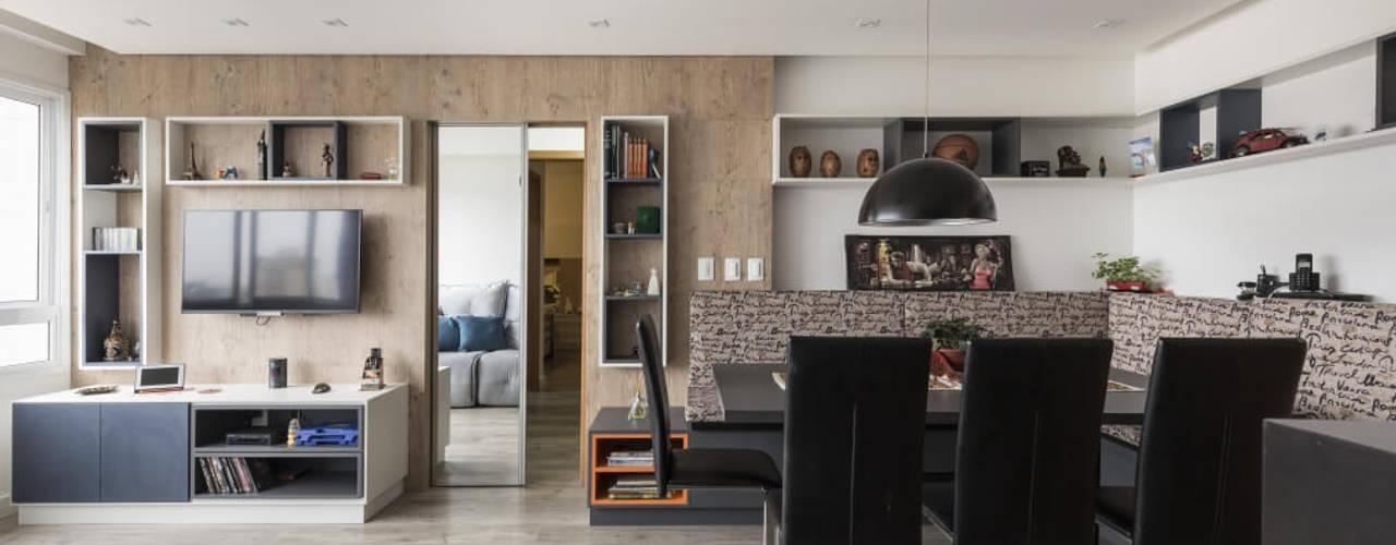 Apartamento GPF:   por 151 office Arquitetura LTDA