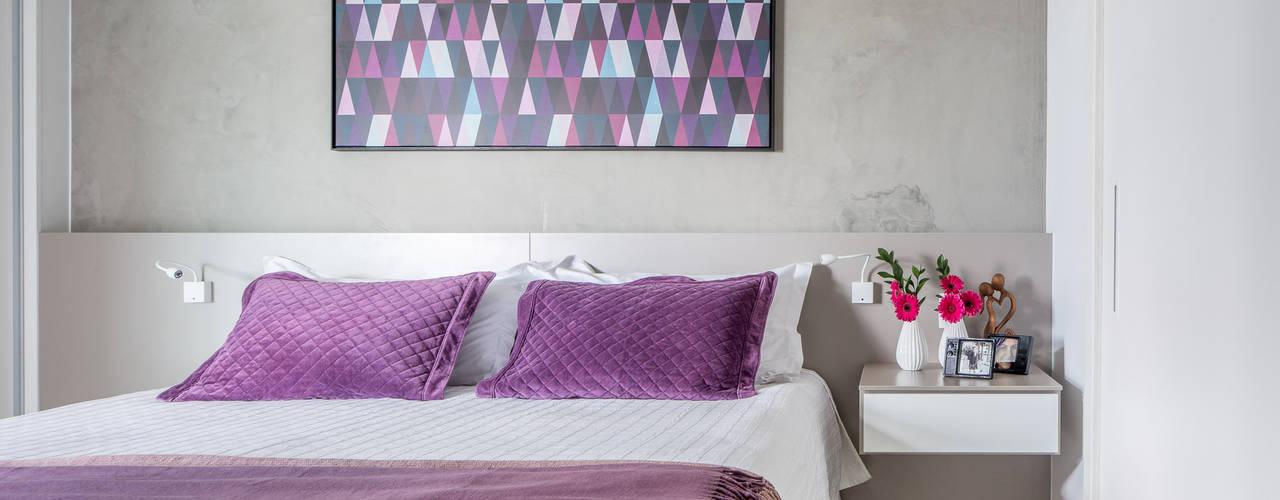 Dormitorios de estilo moderno de Carpaneda & Nasr Moderno