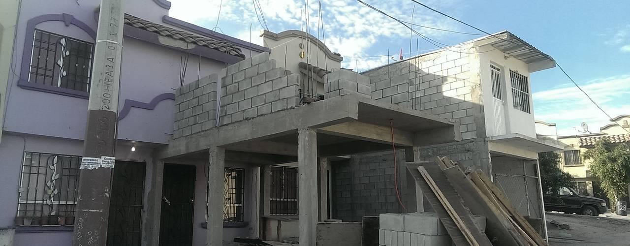 Casas estilo moderno: ideas, arquitectura e imágenes de Lentz Arquitectura Diseño y Construcción Moderno