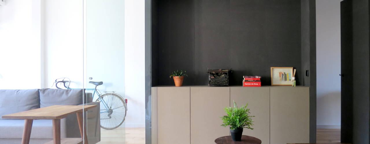Chambre minimaliste par OTTOTTO Minimaliste