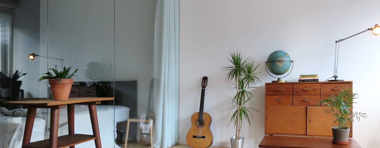 OTTOTTO Ruang Keluarga Minimalis Kaca Transparent
