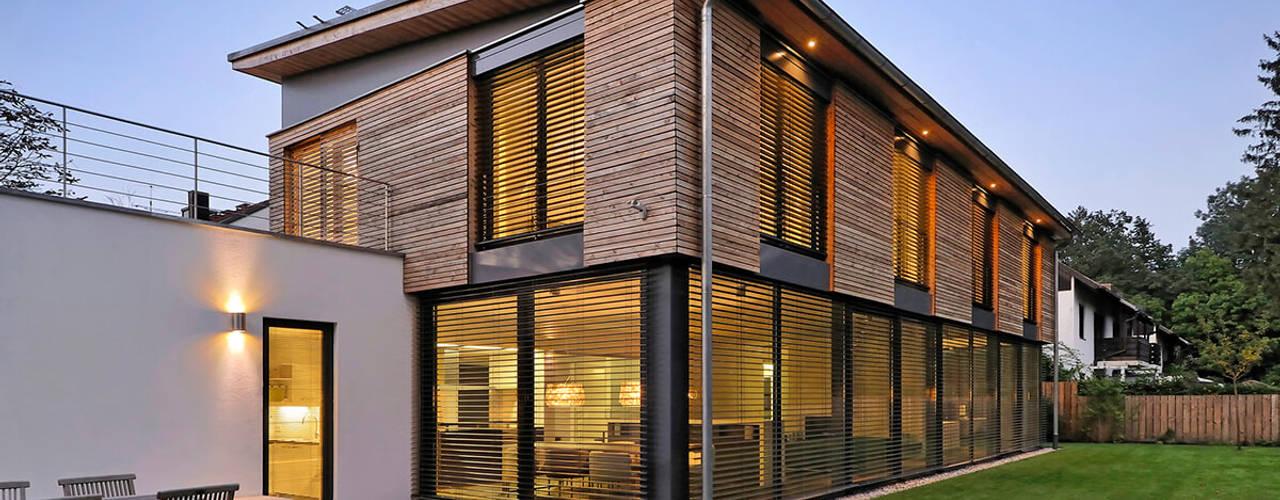 Huizen door mhp | Architekten Innenarchitekten