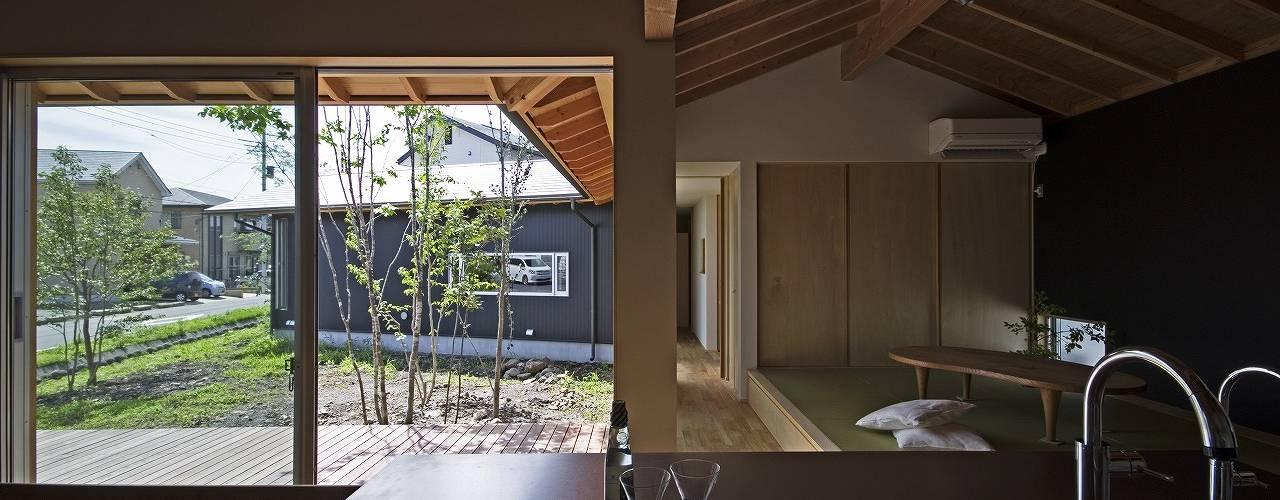 岡本和樹建築設計事務所 Jardin moderne