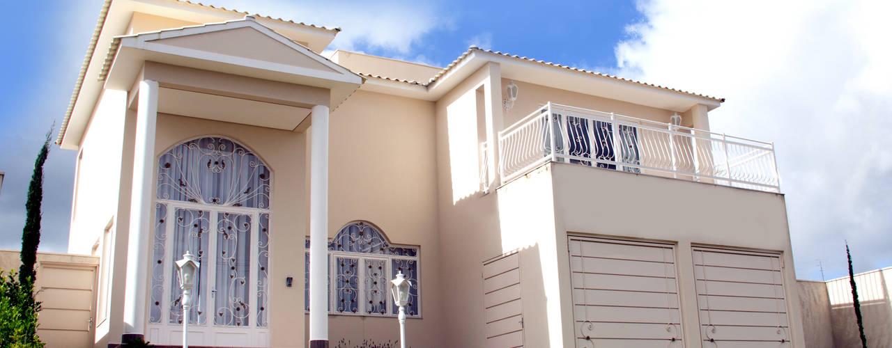 Casas de estilo  por Mais Arquitetura 34
