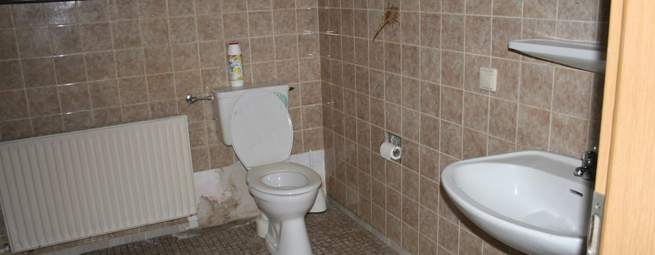 5 verblüffende Badezimmer-Renovierungen