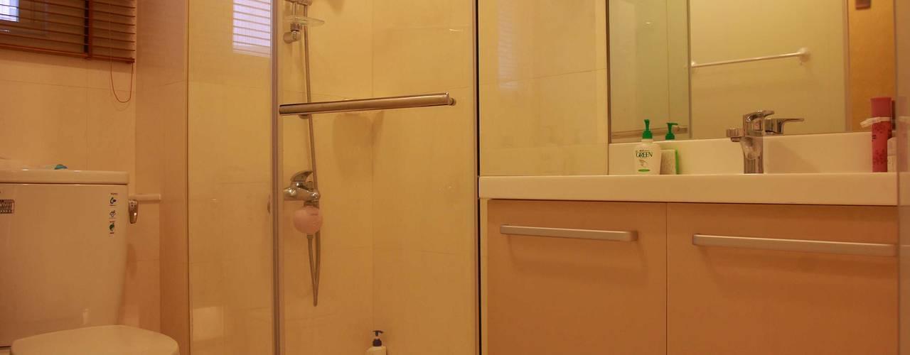 老舊房屋新改造:   by 坤儀室內裝修設計有限公司