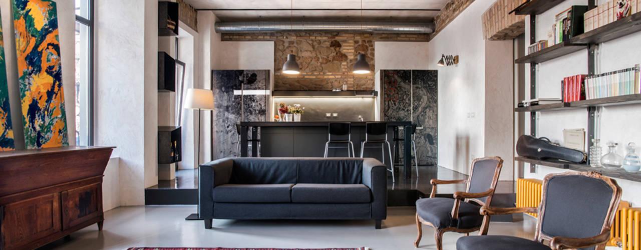 come usare i mobili antichi in una casa moderna