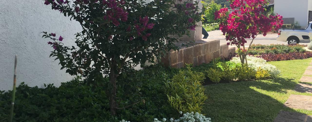 Projekty,  Ogród zaprojektowane przez SCH2laap arquitectura + paisajismo