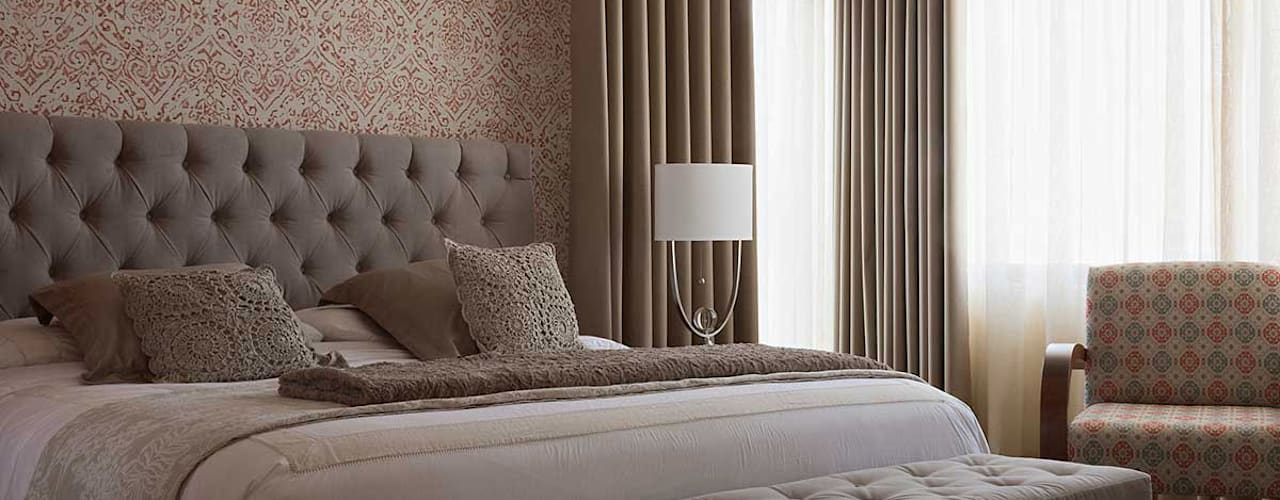 MARIANGEL COGHLAN Dormitorios de estilo moderno