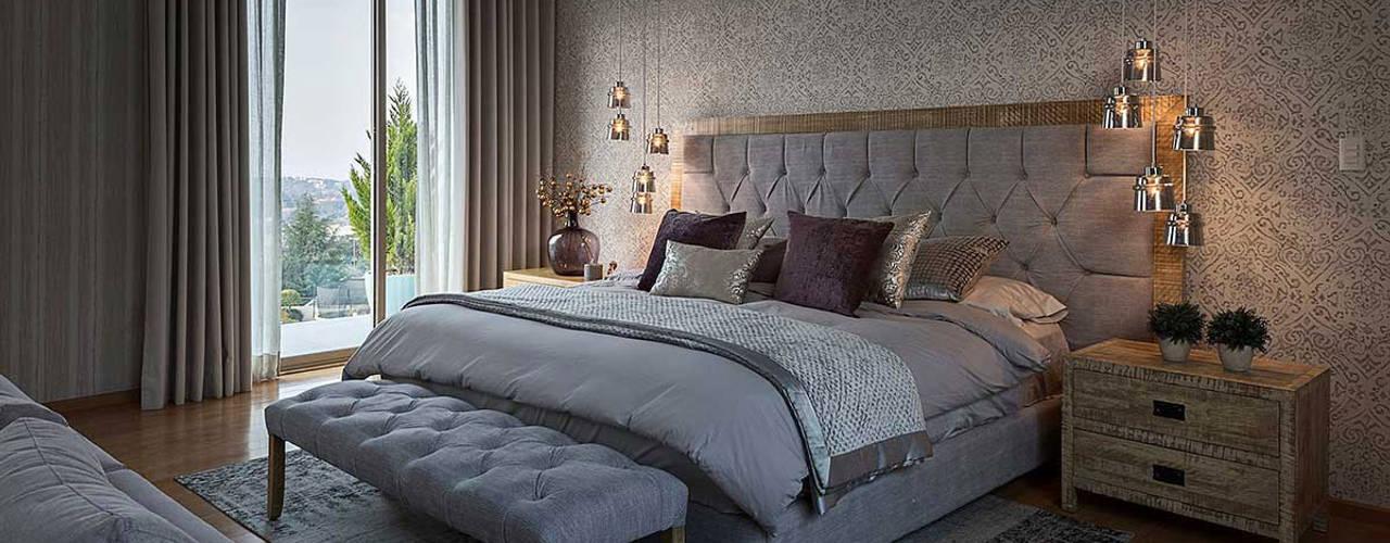 ห้องนอน โดย MARIANGEL COGHLAN, โมเดิร์น