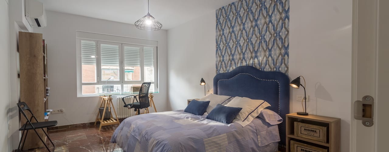 Kamar Tidur by Home & Haus   Home Staging & Fotografía