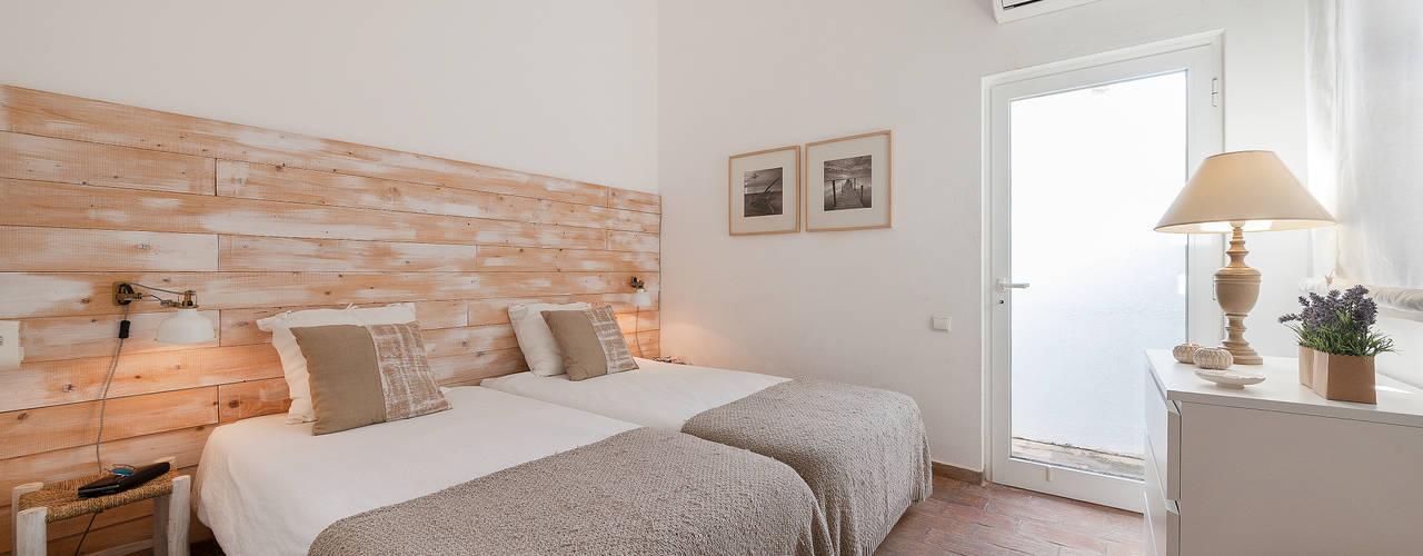 Mediterranean style bedroom by homify Mediterranean