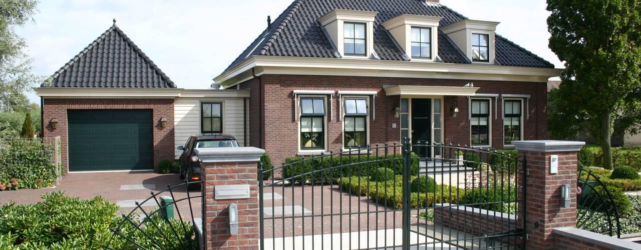 Дома в классическом стиле от De Stijl atelier voor bouwkunst Классический