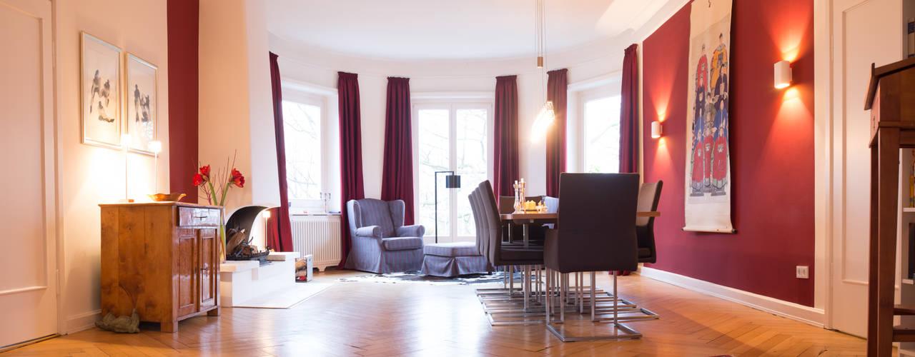 stil wohnzimmer interieur gegensatze, welche wandfarbe für mein wohnzimmer?, Ideen entwickeln
