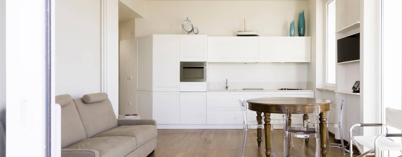 Projekty,  Kuchnia zaprojektowane przez Officina29_ARCHITETTI