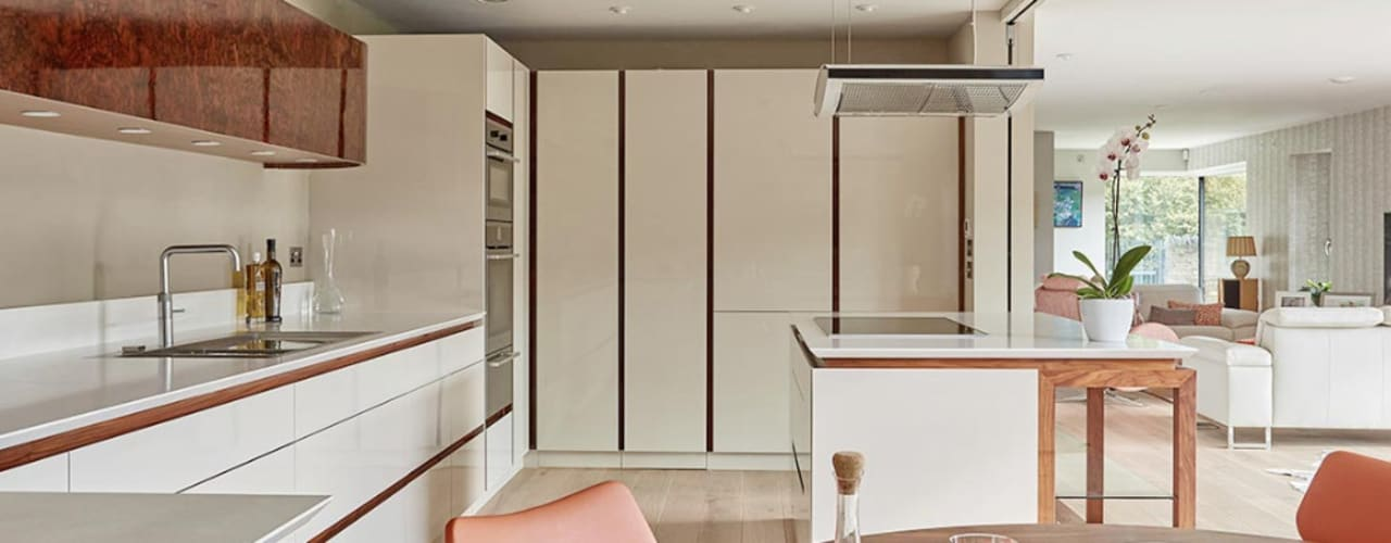 Soho Modern Kitchen de Stonehouse Handmade Bespoke Kitchens Moderno
