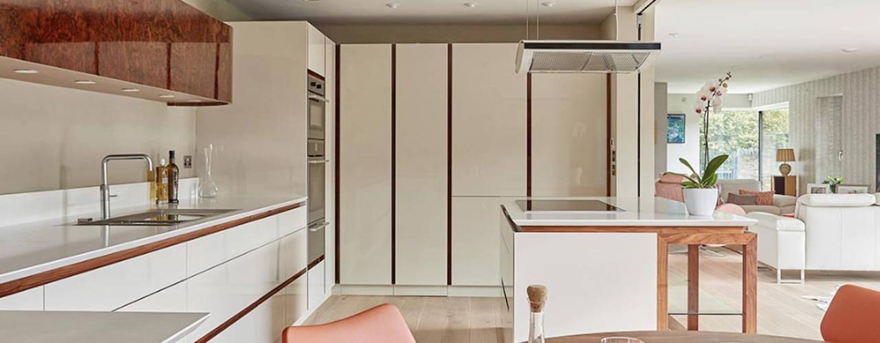 Soho Modern Kitchen Stonehouse Furniture KitchenCabinets & shelves Wood White