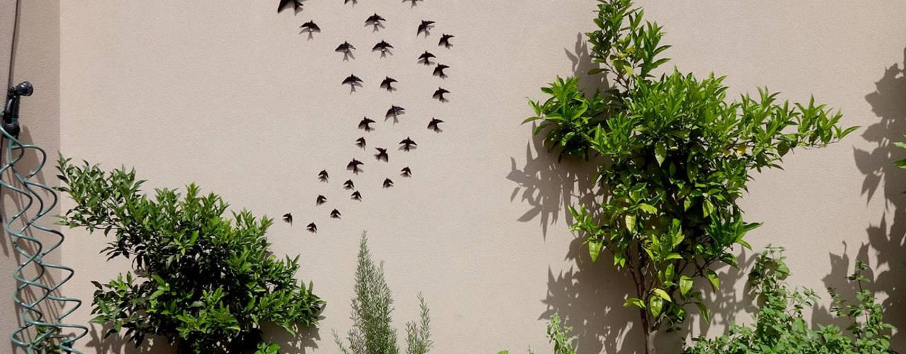 "The Courtyards - "" Os Pátios"" Varandas, marquises e terraços modernos por STILL urban design Moderno"