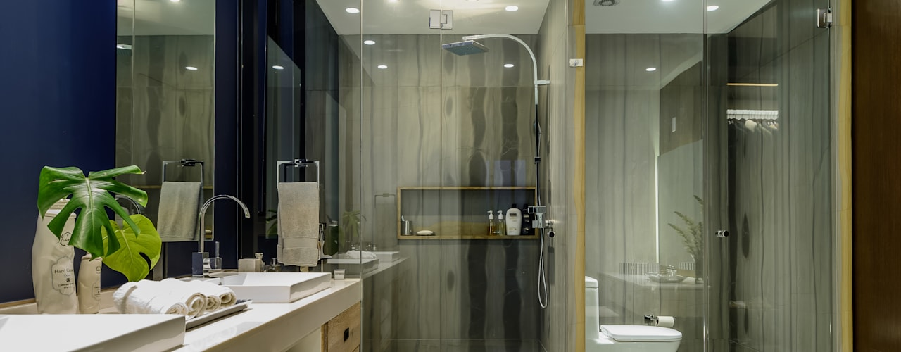 Bathroom by NIVEL TRES ARQUITECTURA,