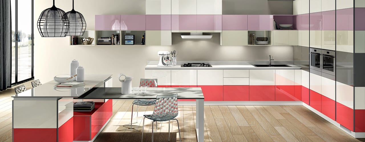 مطبخ تنفيذ colors kitchen gallery