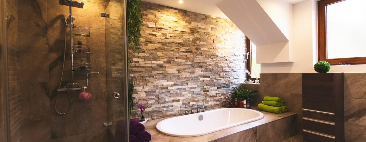 Baños de estilo moderno de Cella GmbH Moderno