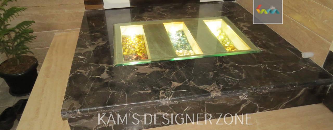 Home interior design for Mr. Aji John:  Media room by KAM'S DESIGNER ZONE