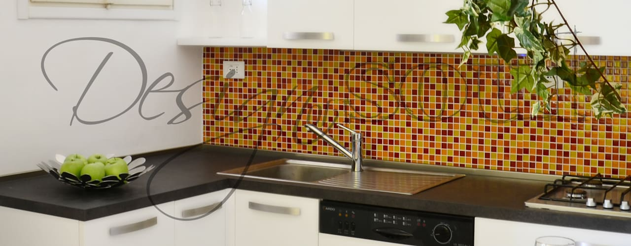 RELOOKING Arredamento CUCINA Appartamento MARE Design of SOUL Interior DESIGN Cucina moderna
