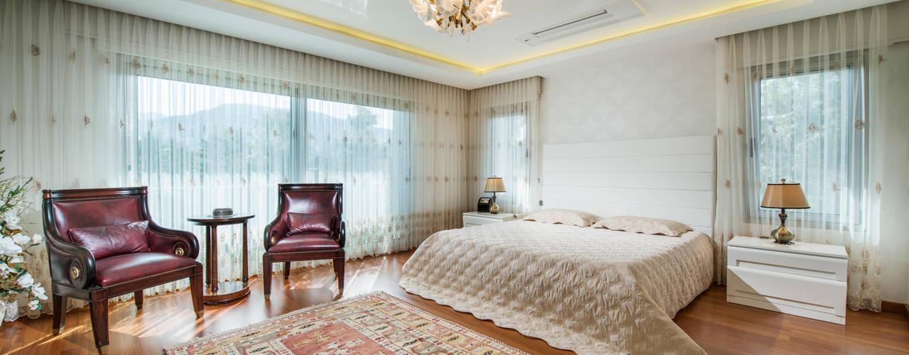 Modern Bedroom by Mimode Mimarlık/Architecture Modern