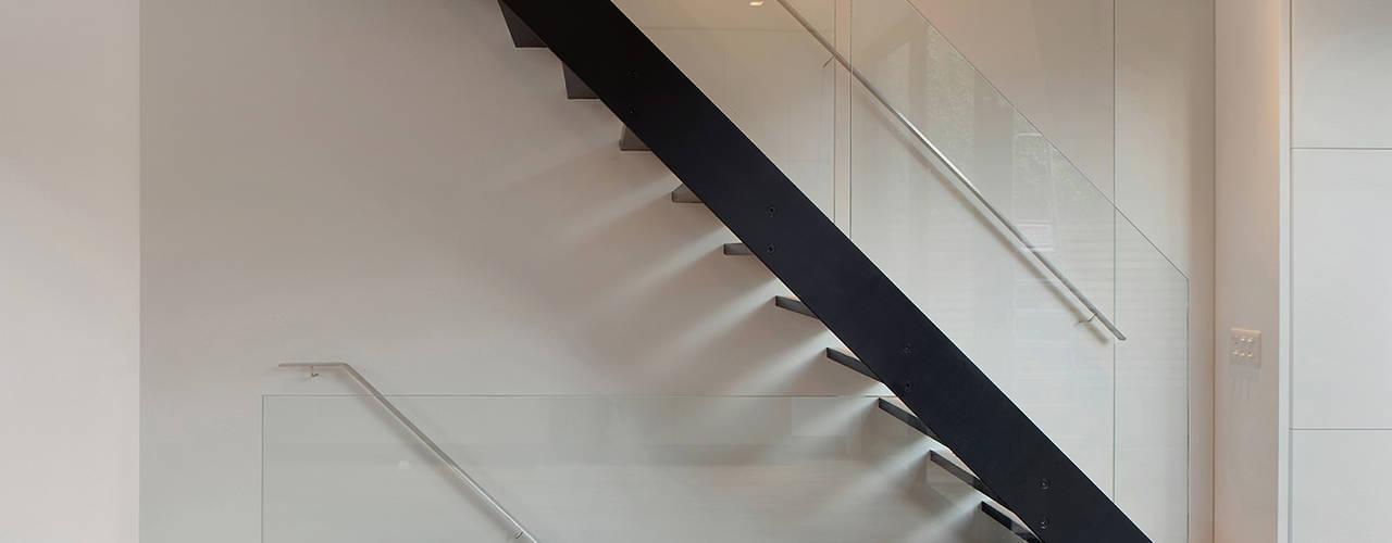 St Paul Street Minimalistische gangen, hallen & trappenhuizen van Ciarcelluti Mathers Architecture Minimalistisch