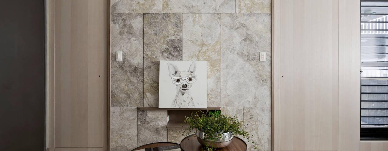 Living room by 思為設計 SW Design, Scandinavian