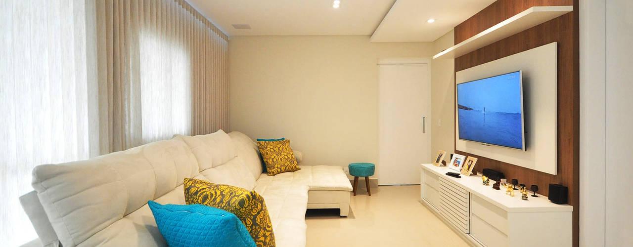Condecorar Arquitetura e Interiores Гостиная в классическом стиле
