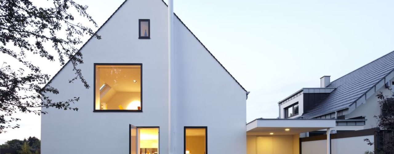 Houses by Falke Architekten, Minimalist