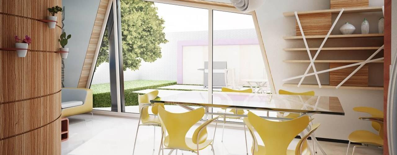 من Denis Confalonieri - Interiors & Architecture حداثي
