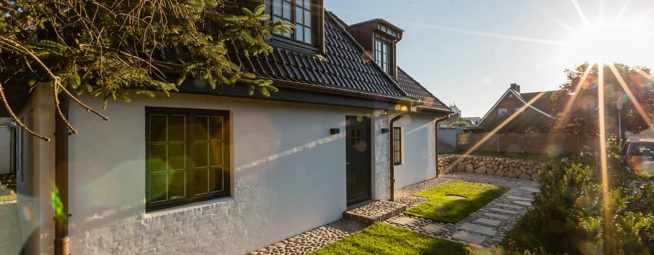 Projekty,  Domy zaprojektowane przez Home Staging Sylt GmbH