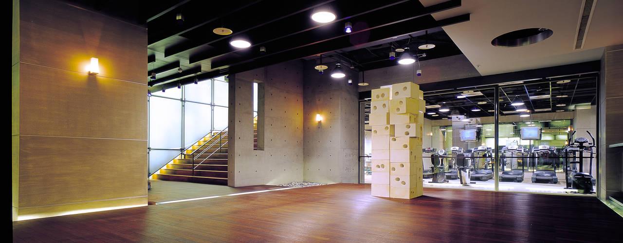 台中Being Spa休閒運動中心 根據 鼎爵室內裝修設計工程有限公司 簡約風