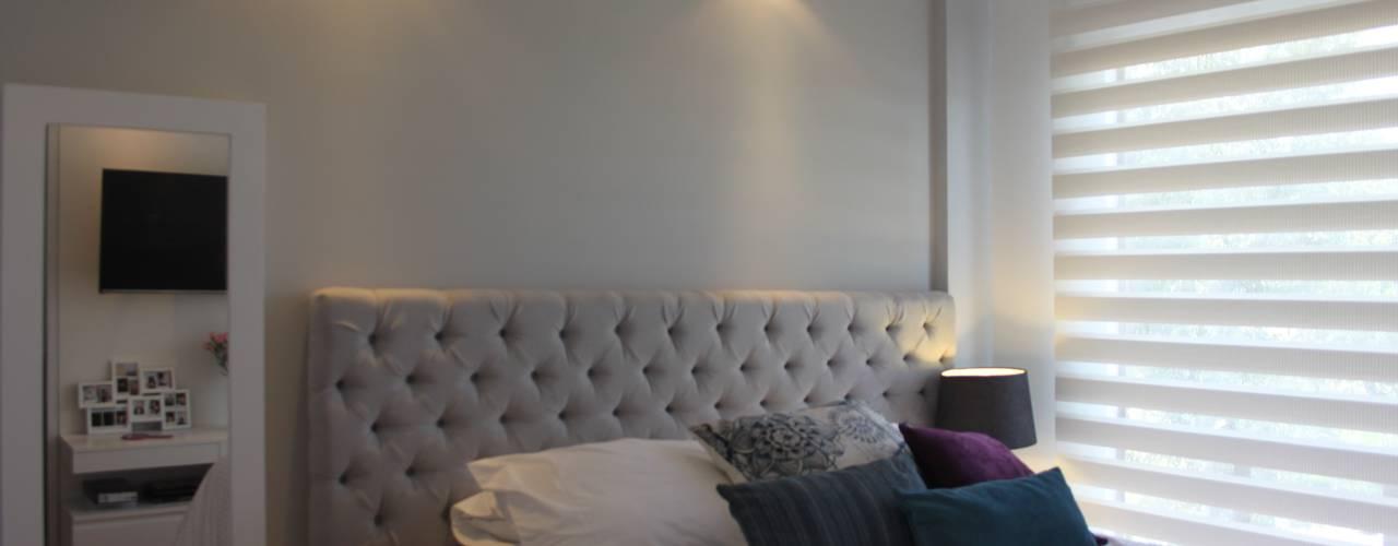 Habitaciones de estilo moderno por Home Reface - Diseño Interior CDMX