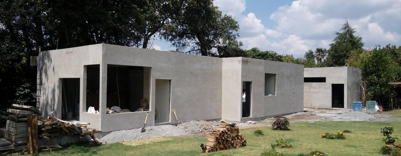 Casas de estilo rural de taller garcia arquitectura integral Rural