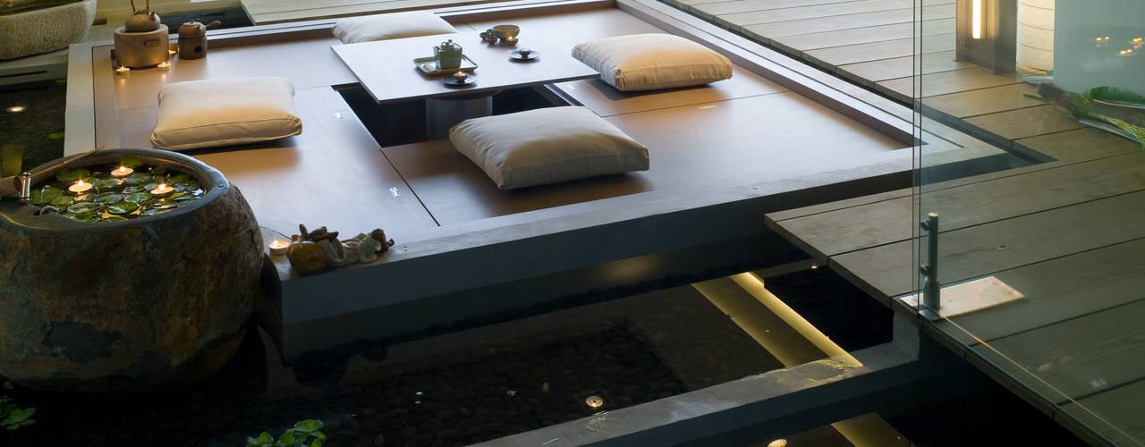 Dormitorios de estilo  por 鼎爵室內裝修設計工程有限公司 , Minimalista