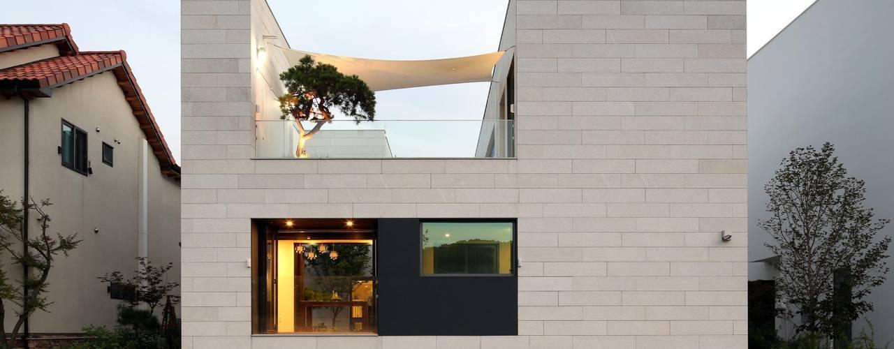 아키누스(건축동인) 건축사사무소 Maisons modernes