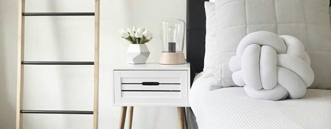 Cinza Design Studio: Dormitorios de estilo  por Cinza Design  Studio,Minimalista