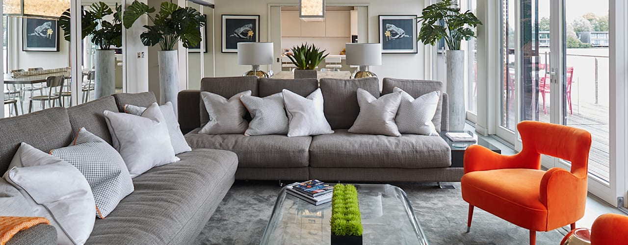 Cotswolds Family Home Living Room By Niche Pr