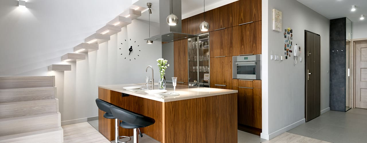 Kitchen by Q2Design, Modern