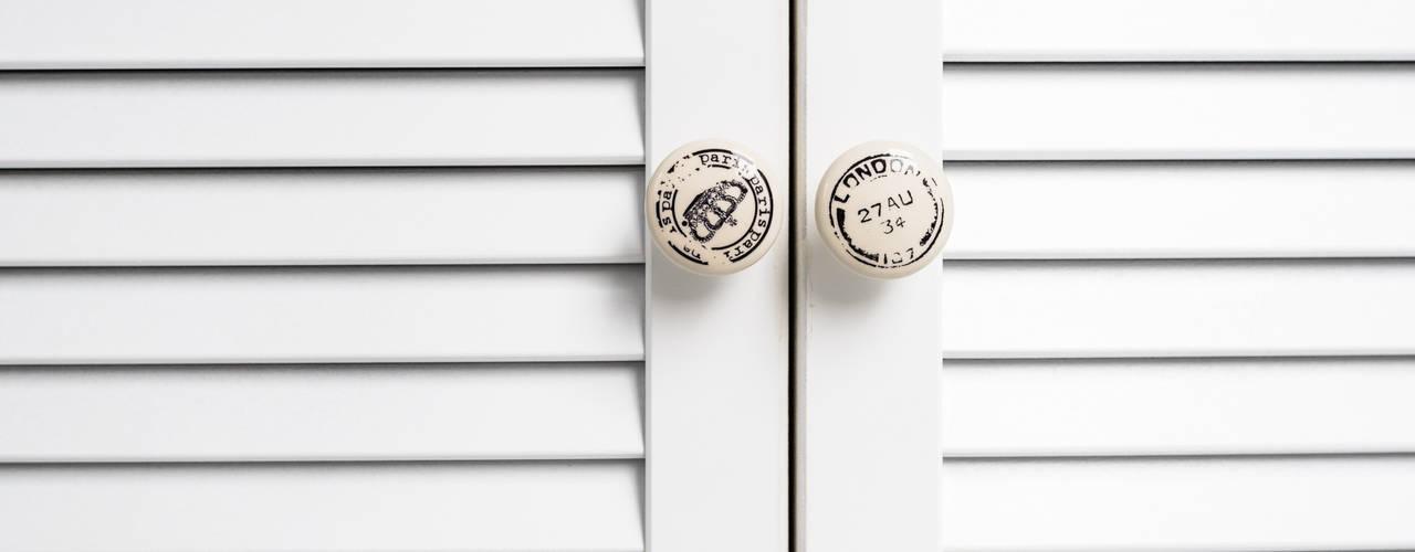 Soft Loft: styl , w kategorii Garderoba zaprojektowany przez Partner Design