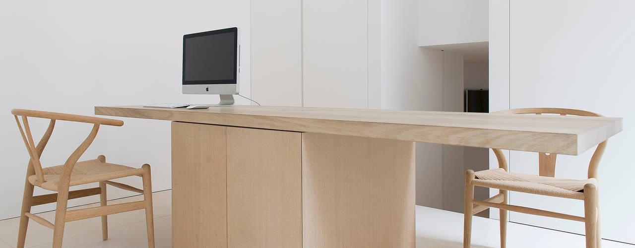 Office:  Studeerkamer/kantoor door Jen Alkema architect